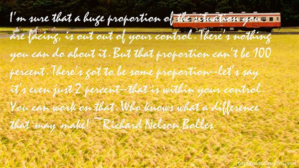 Richard Nelson Bolles Quotes