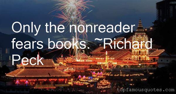 Richard Peck Quotes