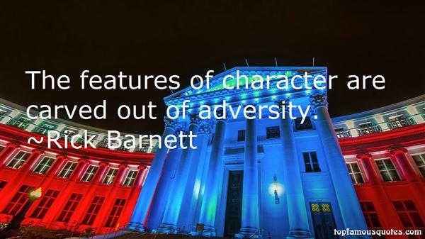 Rick Barnett Quotes