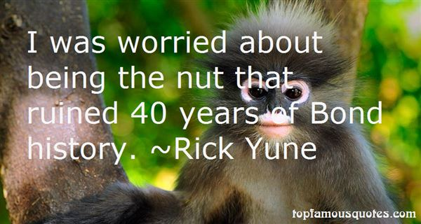 Rick Yune Quotes