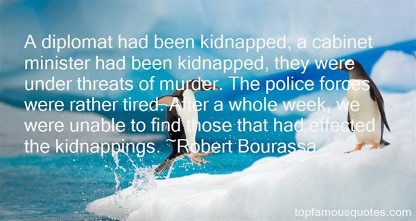 Robert Bourassa Quotes