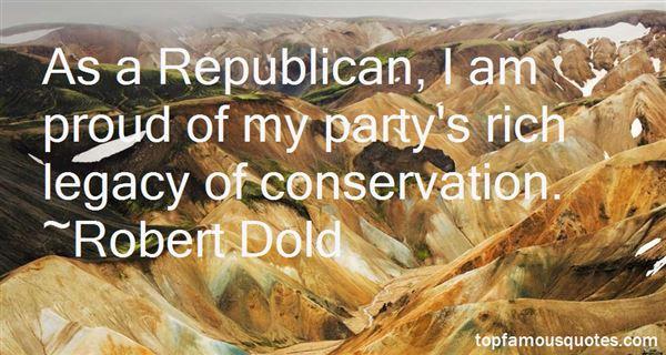 Robert Dold Quotes