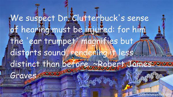 Robert James Graves Quotes
