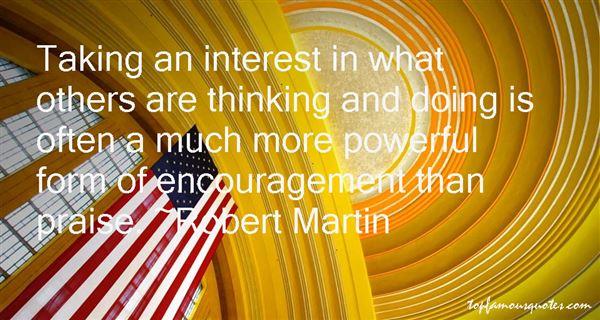 Robert Martin Quotes
