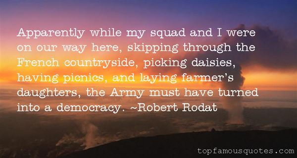 Robert Rodat Quotes