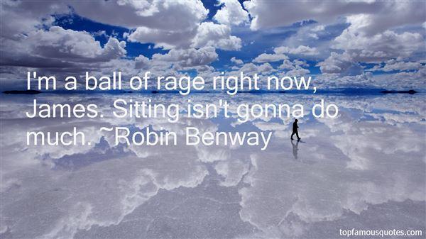 Robin Benway Quotes