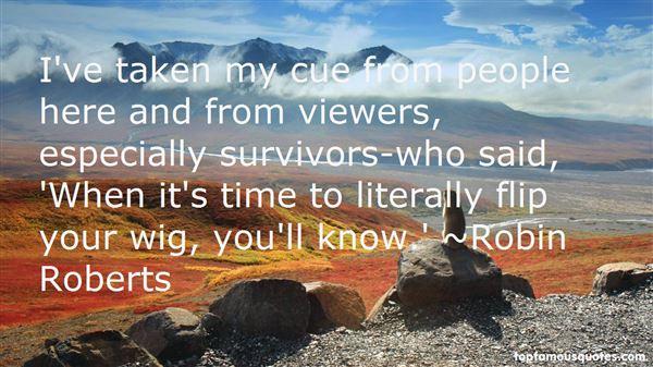Robin Roberts Quotes