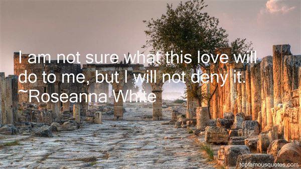 Roseanna White Quotes