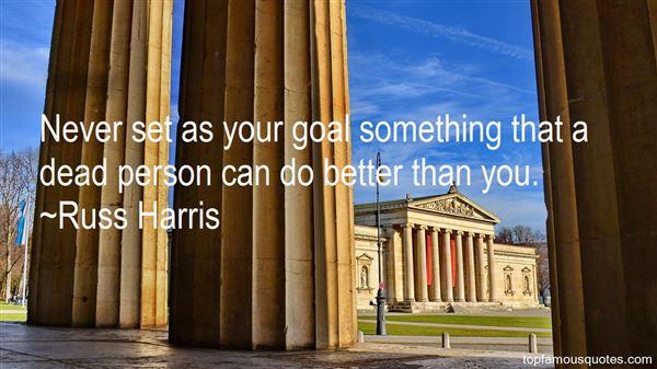 Russ Harris Quotes