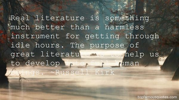 Russell Kirk Quotes