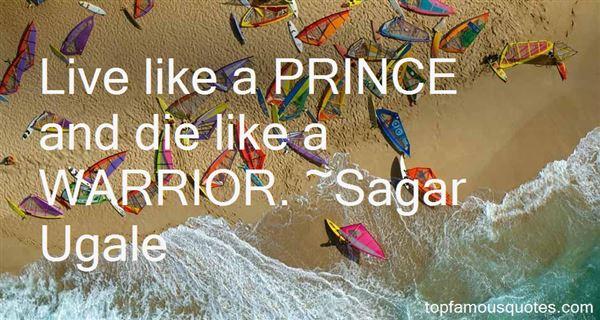 Sagar Ugale Quotes