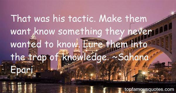 Sahana Epari Quotes