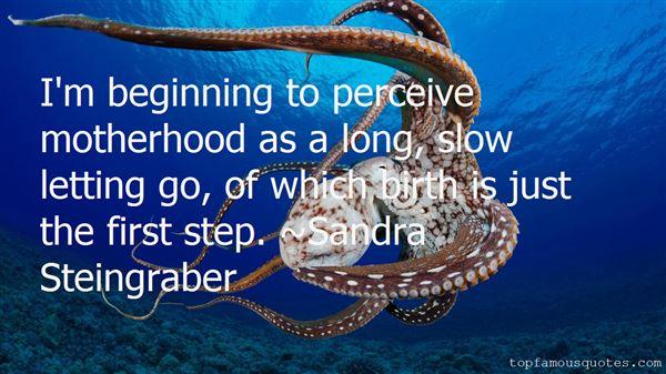 Sandra Steingraber Quotes