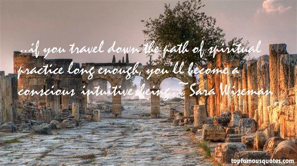 Sara Wiseman Quotes