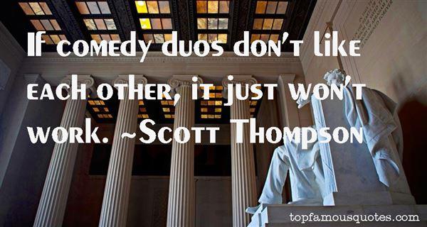 Scott Thompson Quotes