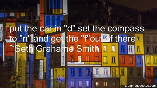 Seth Grahame Smith Quotes