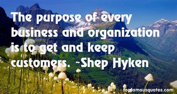 Shep Hyken Quotes