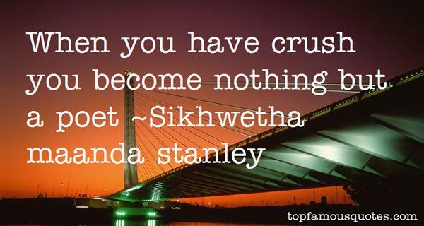 Sikhwetha Maanda Stanley Quotes