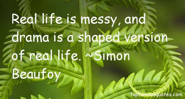 Simon Beaufoy Quotes