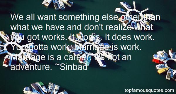 Sinbad Quotes
