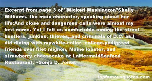 Sonja D. Jones Quotes
