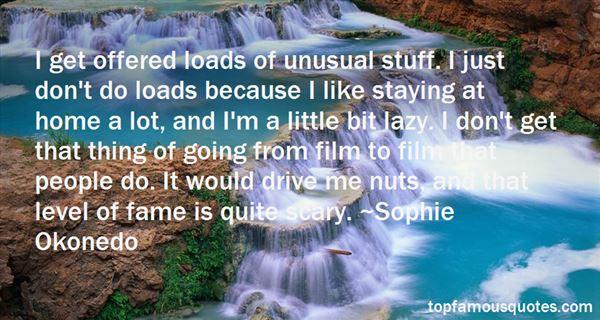 Sophie Okonedo Quotes