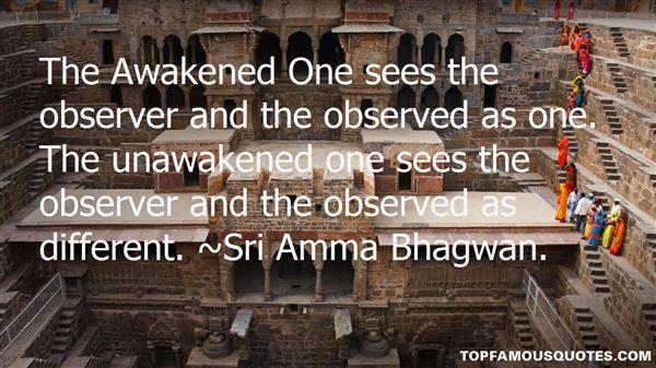 Sri Amma Bhagwan. Quotes