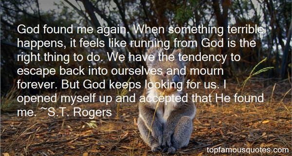 S.T. Rogers Quotes