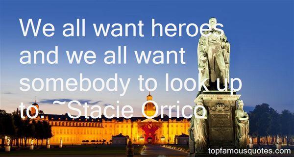 Stacie Orrico Quotes