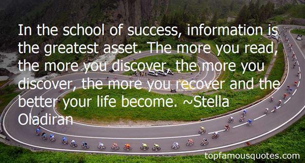 Stella Oladiran Quotes
