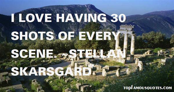 Stellan Skarsgard Quotes