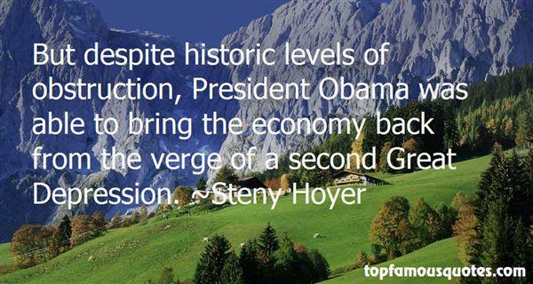 Steny Hoyer Quotes