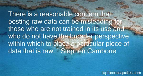 Stephen Cambone Quotes