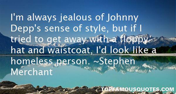 Stephen Merchant Quotes