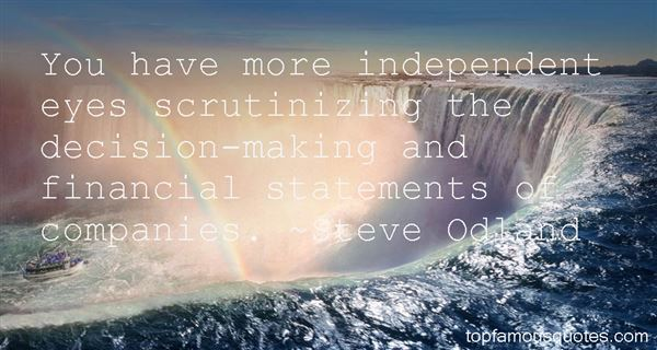 Steve Odland Quotes