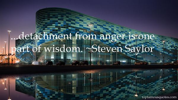 Steven Saylor Quotes