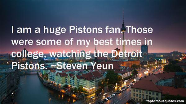 Steven Yeun Quotes
