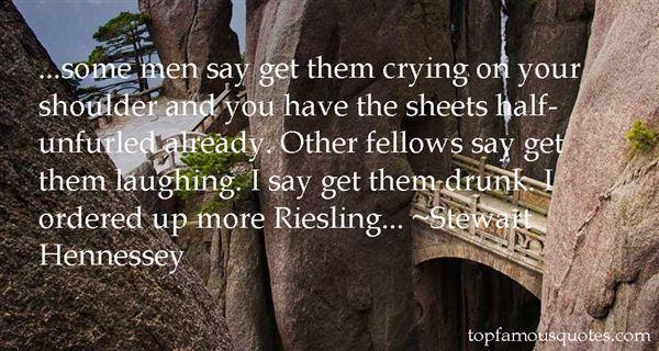 Stewart Hennessey Quotes