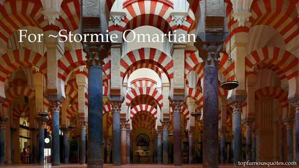 Stormie Omartian Quotes