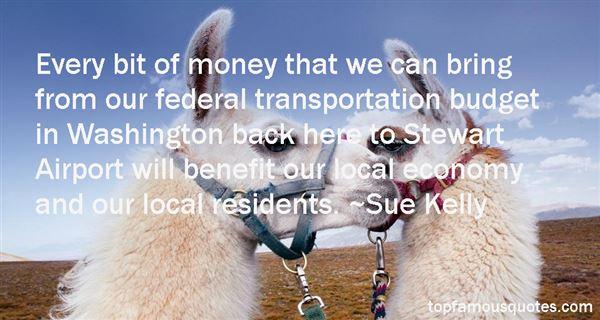 Sue Kelly Quotes