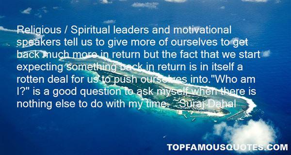 Suraj Dahal Quotes
