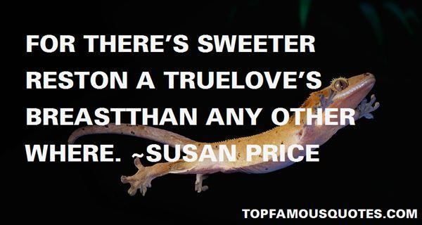 Susan Price Quotes