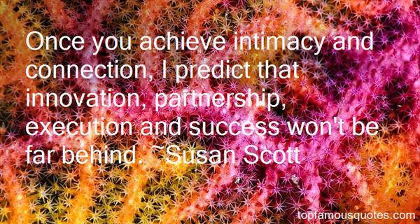 Susan Scott Quotes