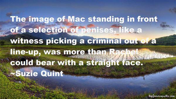 Suzie Quint Quotes