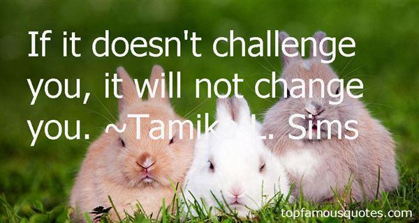 Tamika L. Sims Quotes