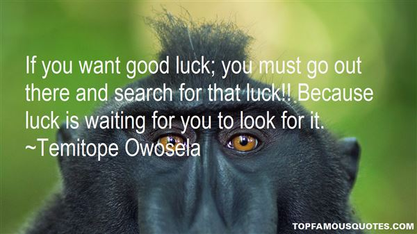 Temitope Owosela Quotes
