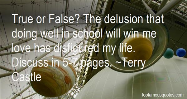 Terry Castle Quotes