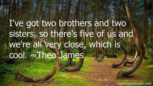 Theo James Quotes