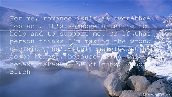 Thora Birch Quotes