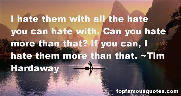 Tim Hardaway Quotes
